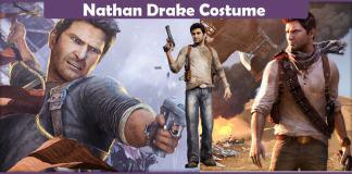 Nathan Drake Costume