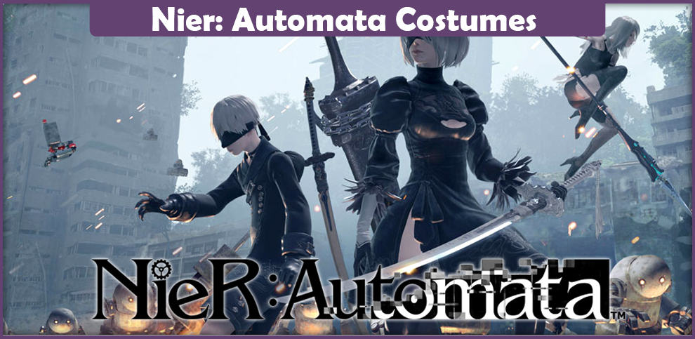 Nier: Automata Costumes – A DIY Guide