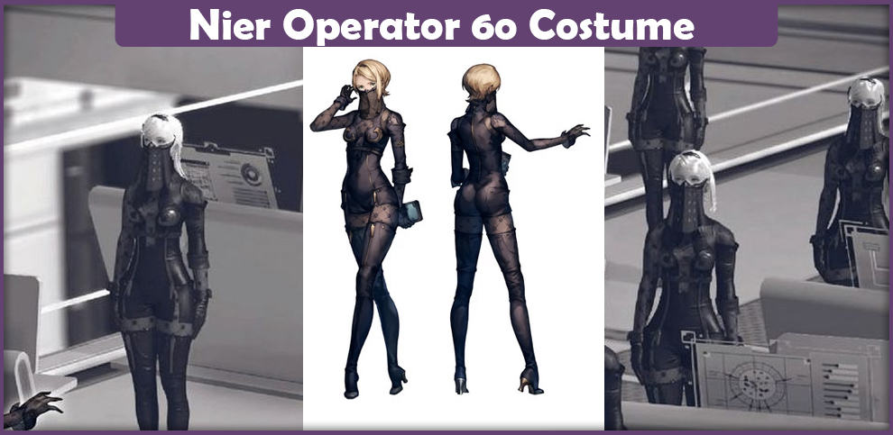 Operator 6o Costume – A DIY Guide