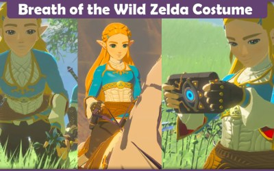 Breath of the Wild Zelda Costume – A Cosplay Guide