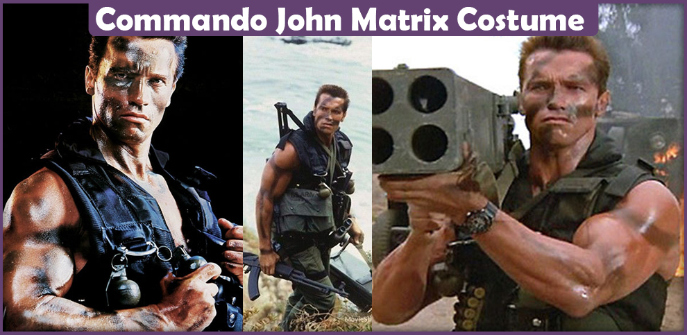 Commando John Matrix Costume – A Cosplay Guide