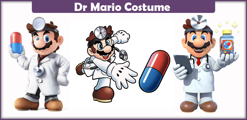 dr mario costume a cosplay guide cosplay savvy