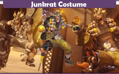 Junkrat Costume – A Cosplay Guide