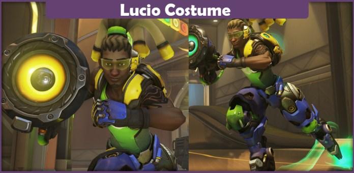 Lucio Costume