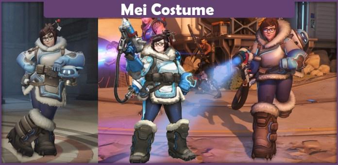 Mei Costume