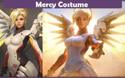 Mercy Costume – A Cosplay Guide