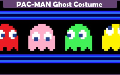 PAC-MAN Ghost Costume – A Cosplay Guide