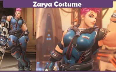 Zarya Costume – A Cosplay Guide