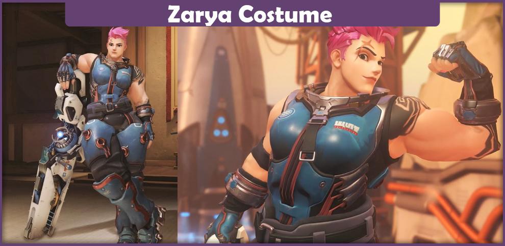 Zarya Costume