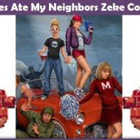 Zombies Ate My Neighbors Zeke Costume - A Cosplay Guide