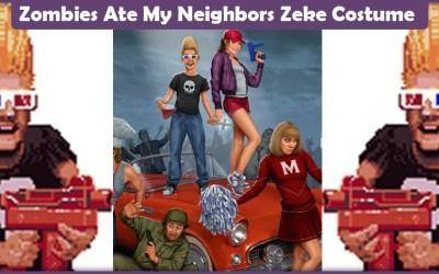 Zombies Ate My Neighbors Zeke Costume – A Cosplay Guide