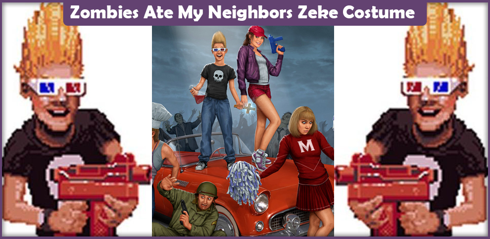Zombies Ate My Neighbors Zeke Costume – A Cosplay Guide