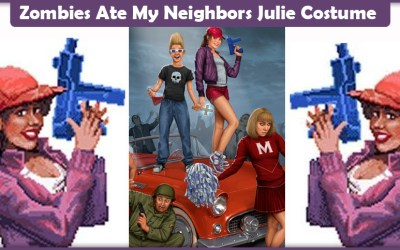 Zombies Ate My Neighbors Julie Costume – A Cosplay Guide