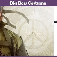 Big Boss Costume - A Cosplay Guide