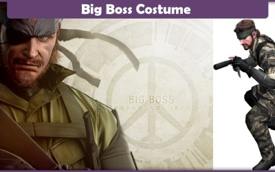 Big Boss Costume – A Cosplay Guide