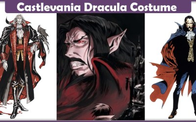 Castlevania Dracula Costume – A Cosplay Guide