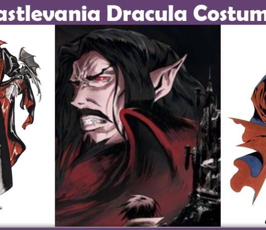 Castlevania Dracula Costume