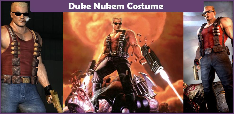 Duke Nukem Costume – A Cosplay Guide