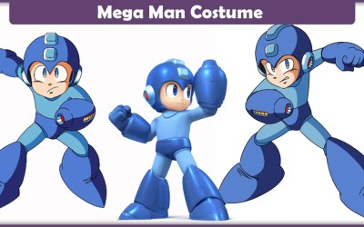 Mega Man Costume – A Cosplay Guide