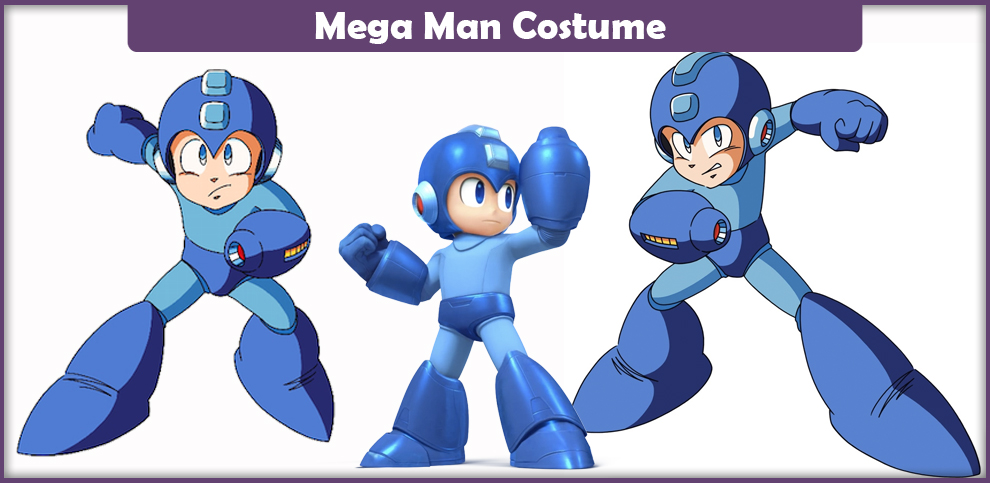 Mega Man Costume.