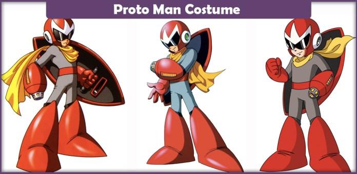 Proto Man Costume.