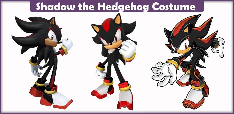Shadow The Hedgehog Costume A Diy Guide Cosplay Savvy