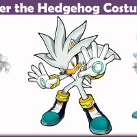 Silver the Hedgehog Costume - A DIY Guide