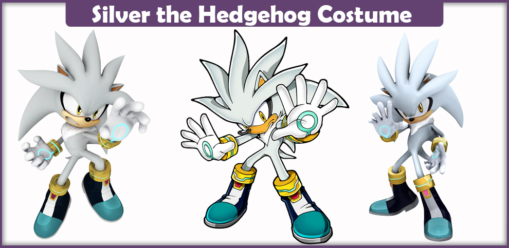 Silver the Hedgehog Costume – A DIY Guide