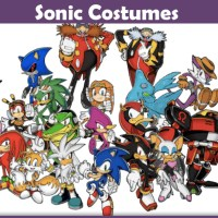 Sonic Costumes - A Cosplay Guide