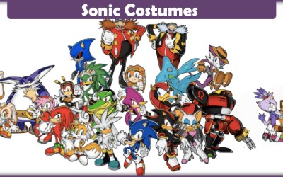 Sonic Costumes – A Cosplay Guide