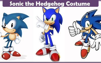 Sonic the Hedgehog Costume – A Cosplay Guide