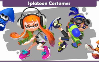 Splatoon Costumes – A DIY Guide