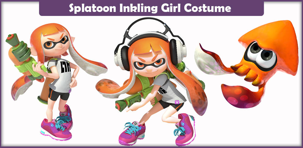Splatoon Inkling Girl Costume – A Cosplay Guide