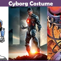 Cyborg Costume - A DIY Guide