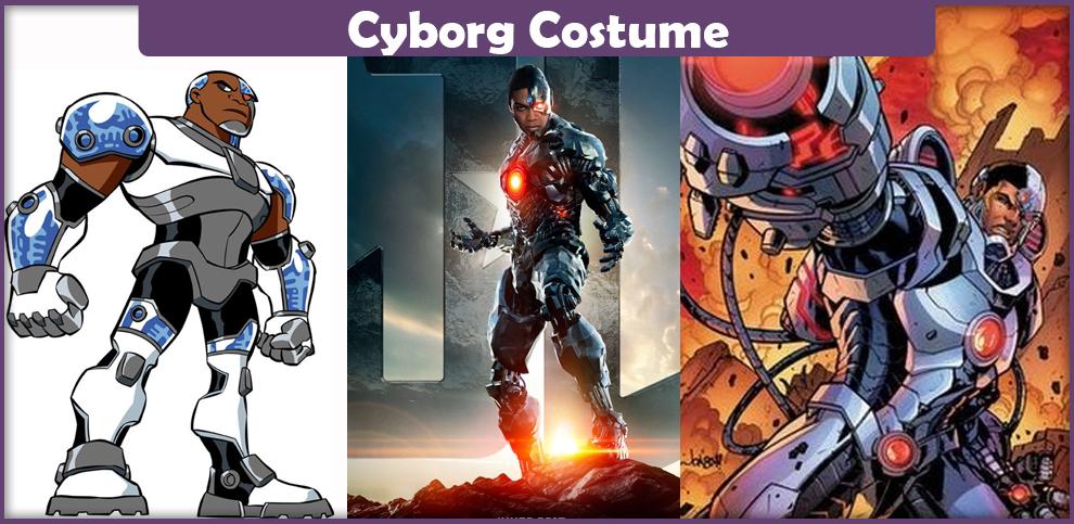 Cyborg Costume – A DIY Guide