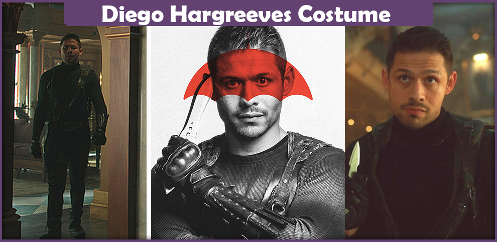 Diego Hargreeves Costume