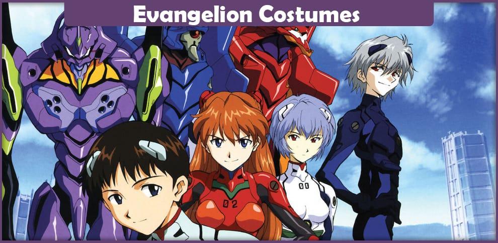 Evangelion Costumes