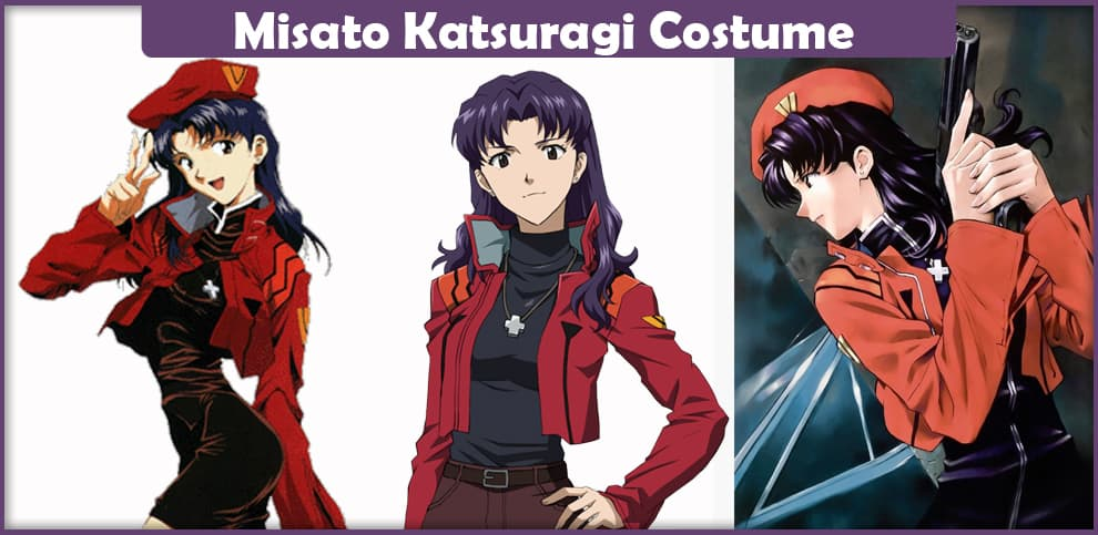 Misato Katsuragi Costume