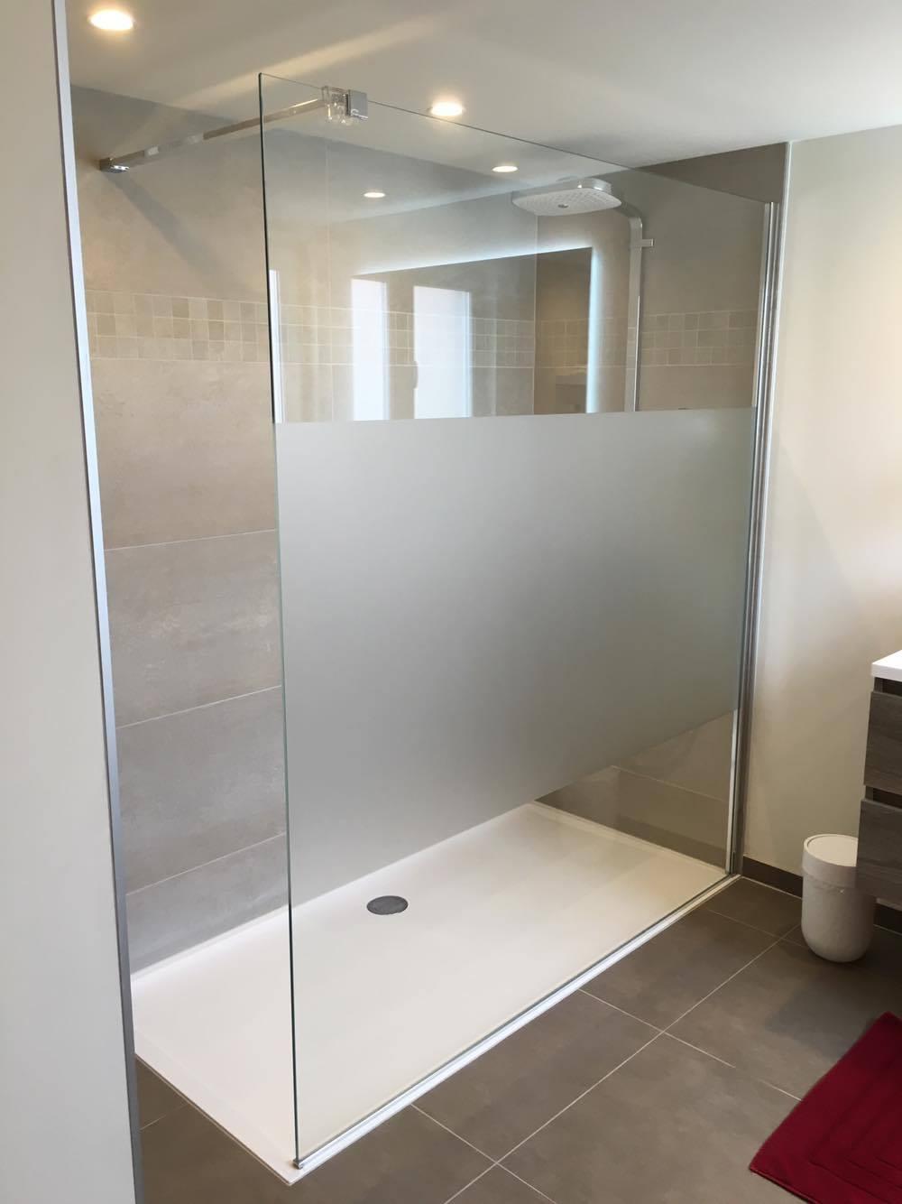 Moderne Badkamer Met Inloopdouche Cossyns Alle