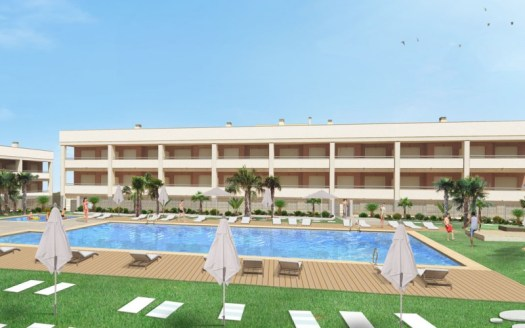 Apartment in Gran Alacant - Santa Pola