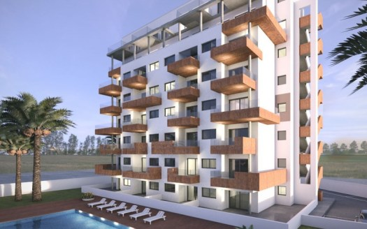 Apartment in Guardamar