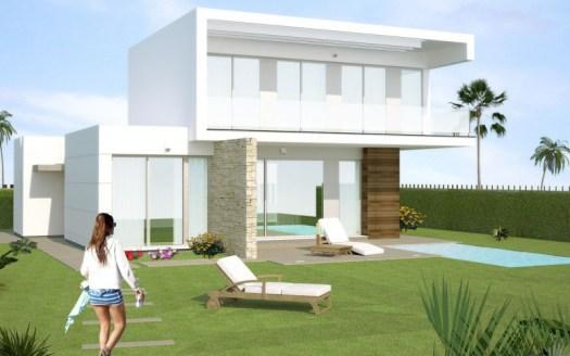Villa in Mil Palmeras