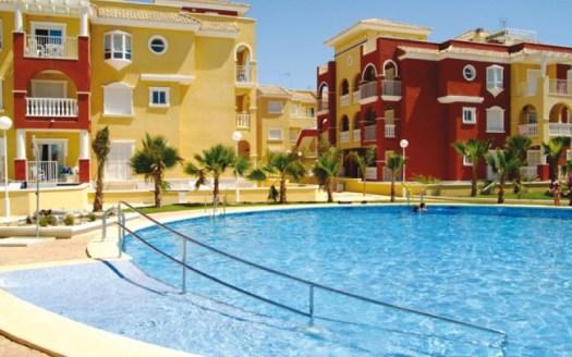 Apartment in Los Alcazares