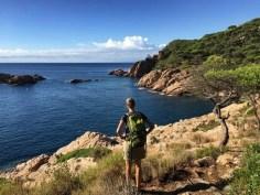 Zwischen S'Agaró und Sant Feliu de Guíxols zeigt sich die Costa Brava von ihrer schönsten Seite