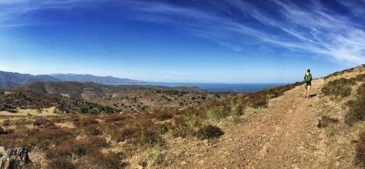 Der größte Teil des Cap de Creus ist ein Naturschutzgebiet - der GR92 ist hier sehr einsam