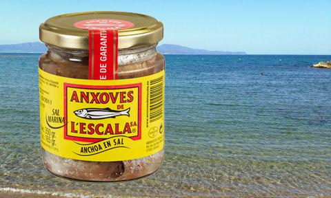 l'Escala anchovies