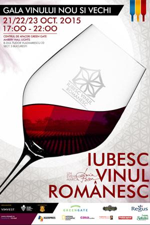 Gala vinului nou și vechi