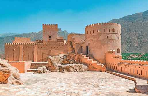 Port of Muscat – Middle East cruise | Costa Cruises