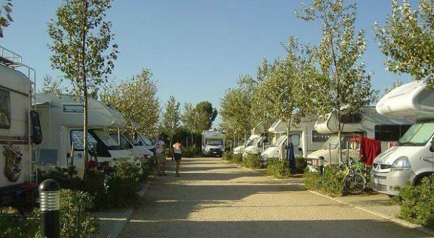 CamperOasi Area sosta camper costa Toscana