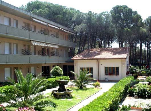 castiglioncello residence il boschetto